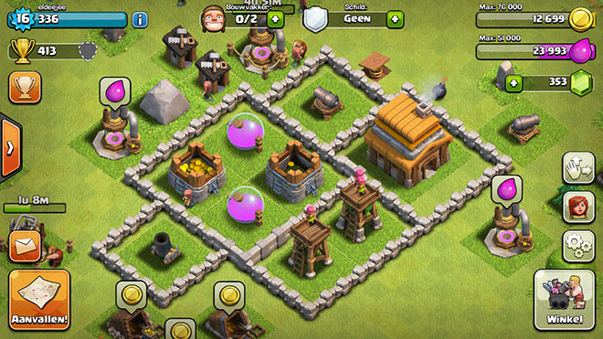 Clash-of-Clans-Verdediging