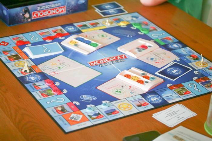 monopoly wereld
