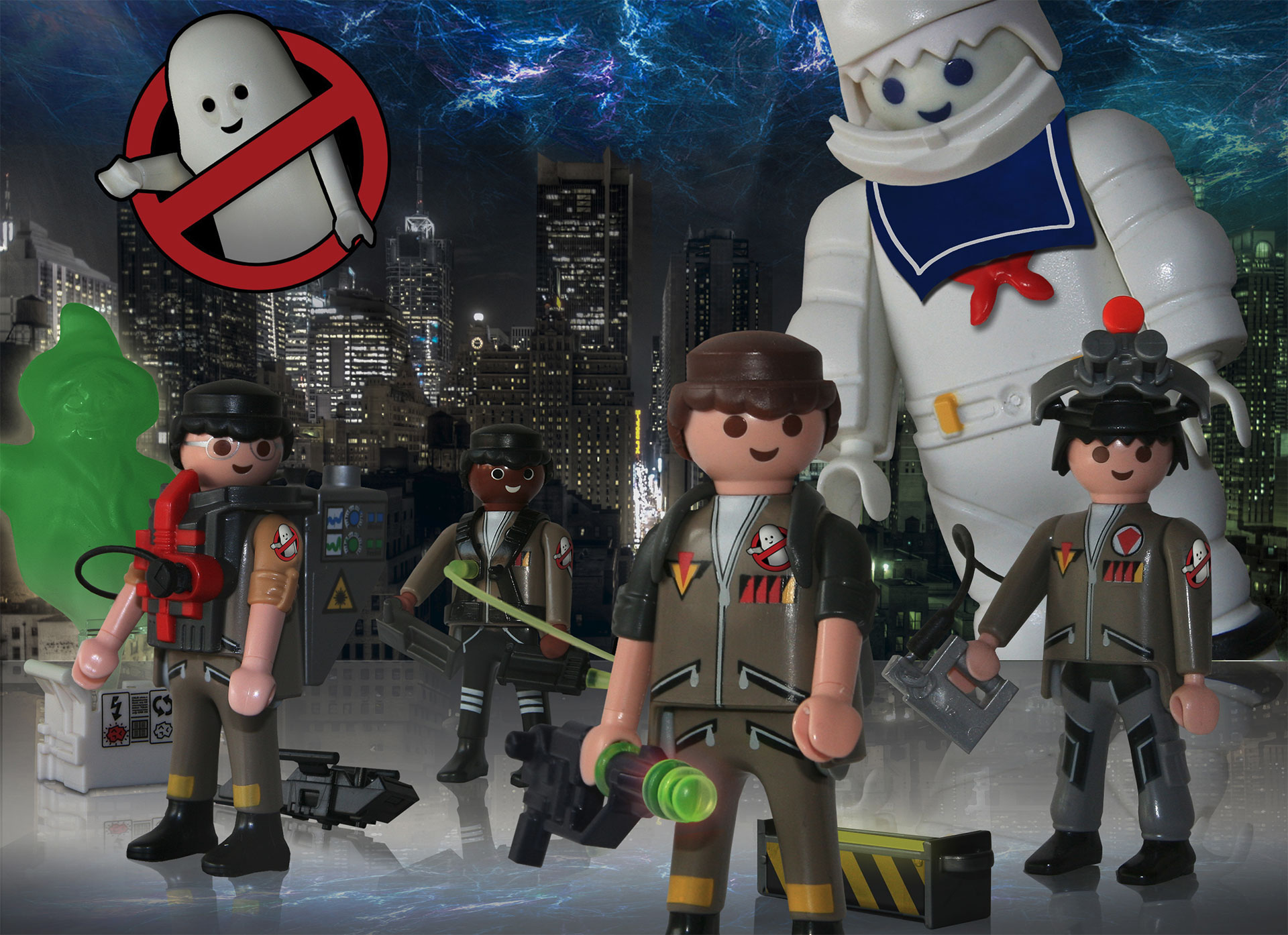 Playmobil teast Ghostbusters speelgoedlijn - Entert1.nl
