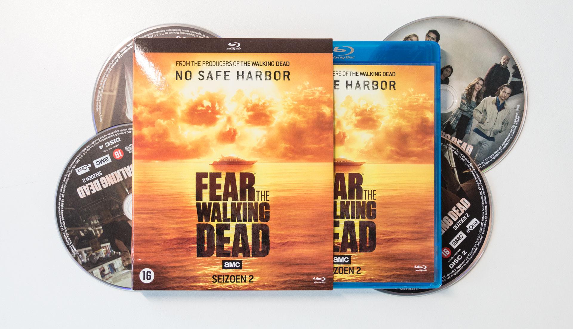 Review fear the walking dead seizoen 2 blu ray entert1 nl