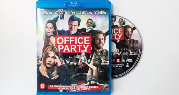 Office Party Packshot