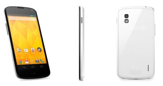 LG Google Nexus 5 Wit