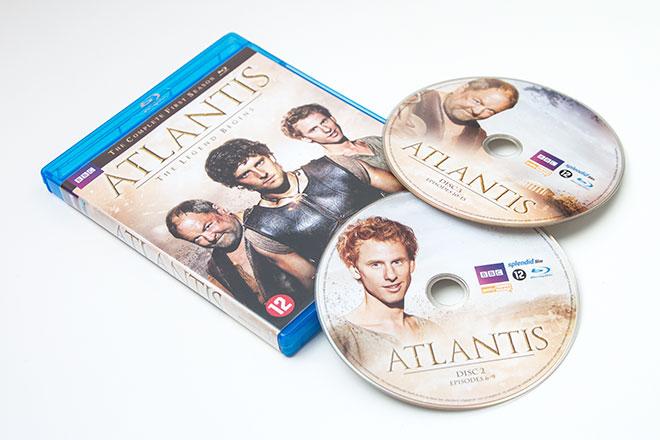 Atlantis-Seizoen-1-Unboxed