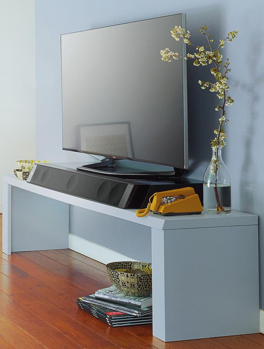 Dimension op TV meubel