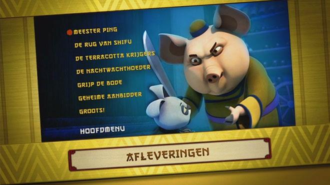 Kung-Fu-Panda-Afleveringen