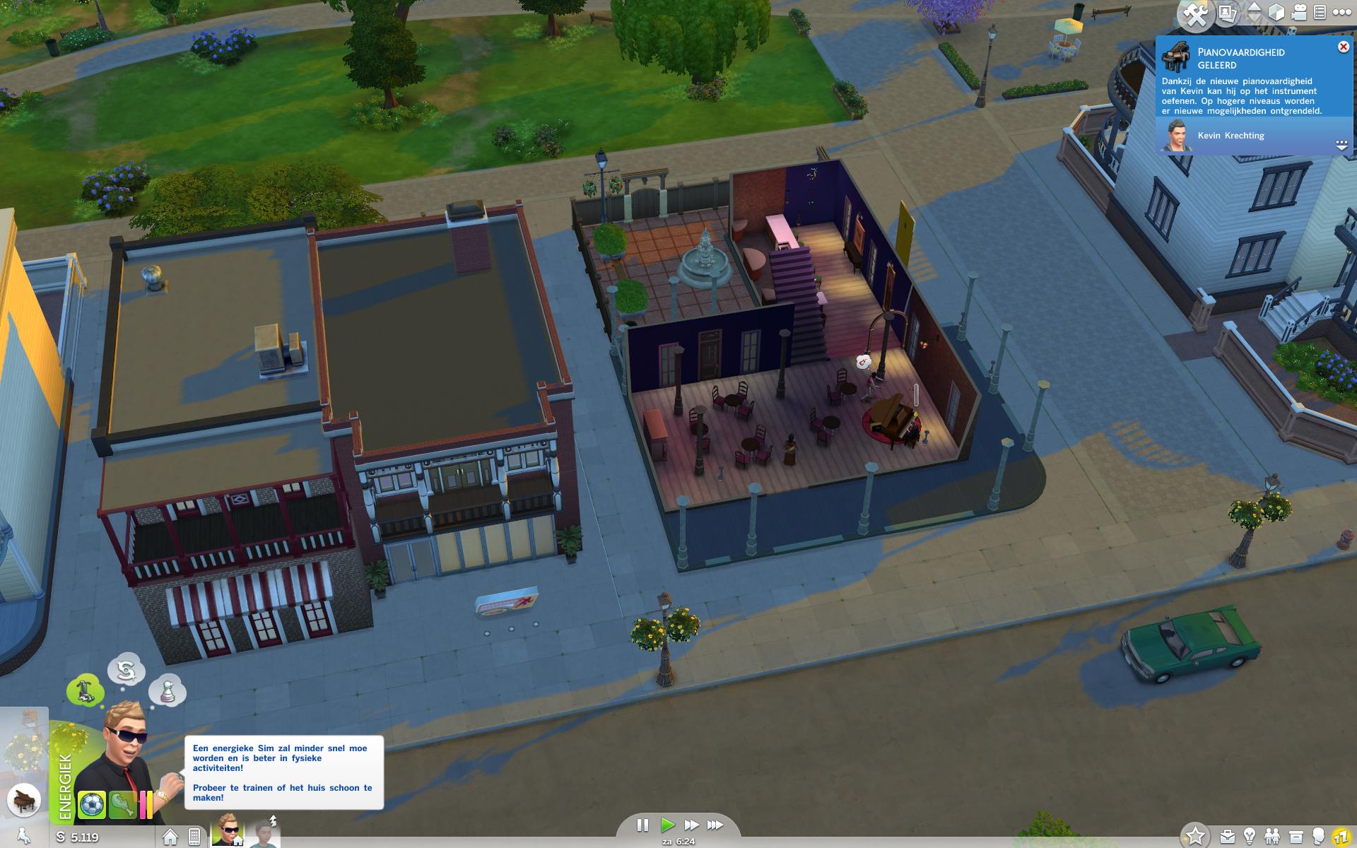 Sims vrijspelen bouwen twee dating relaties