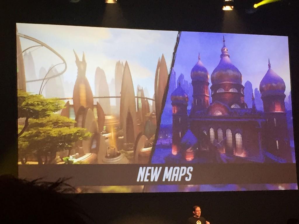 Gamescom 2015 blizzard persconferentie Overwatch03