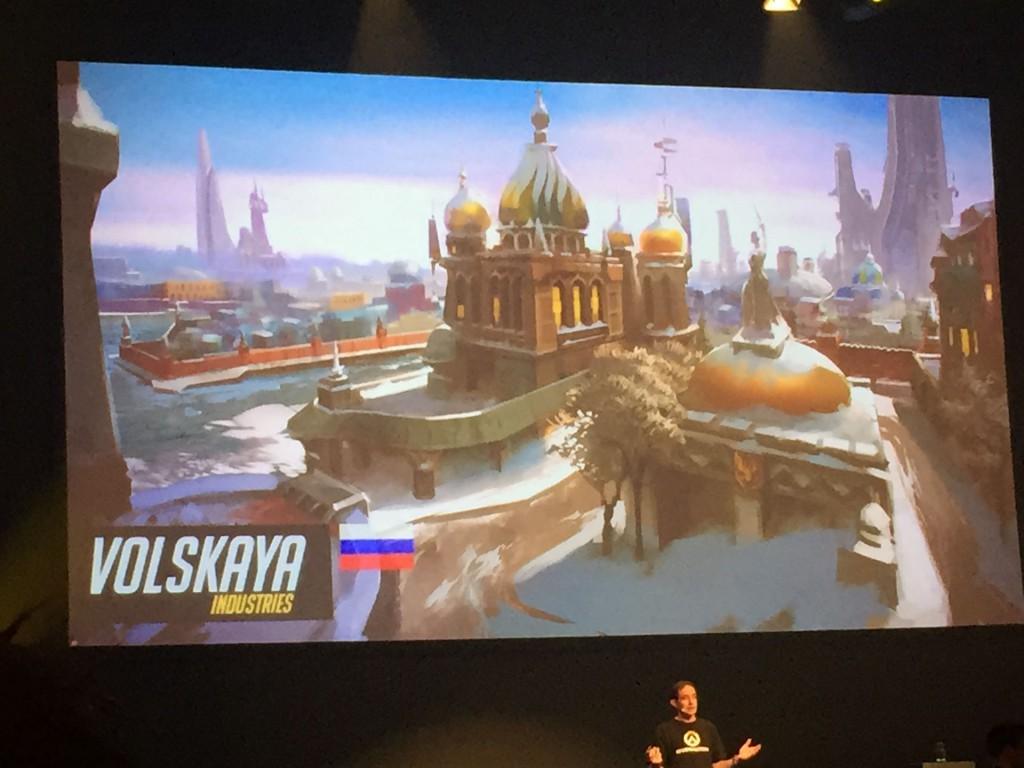 Gamescom 2015 blizzard persconferentie Overwatch04