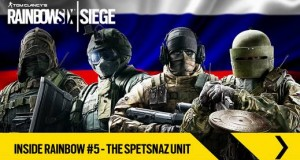 Rainbow Six Siege - The Spetsnaz Unit - Inside Rainbow