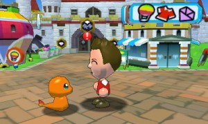 Banner Pokemon rumble world