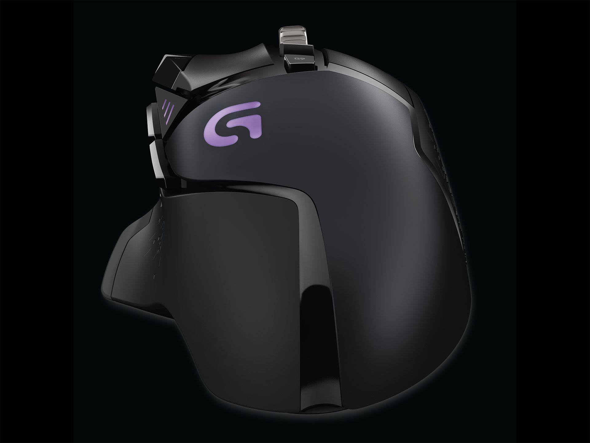 Logitech-G502-Proteus-Spectrum-Achter