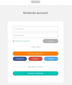 schrijf je in voor My Nintendo
