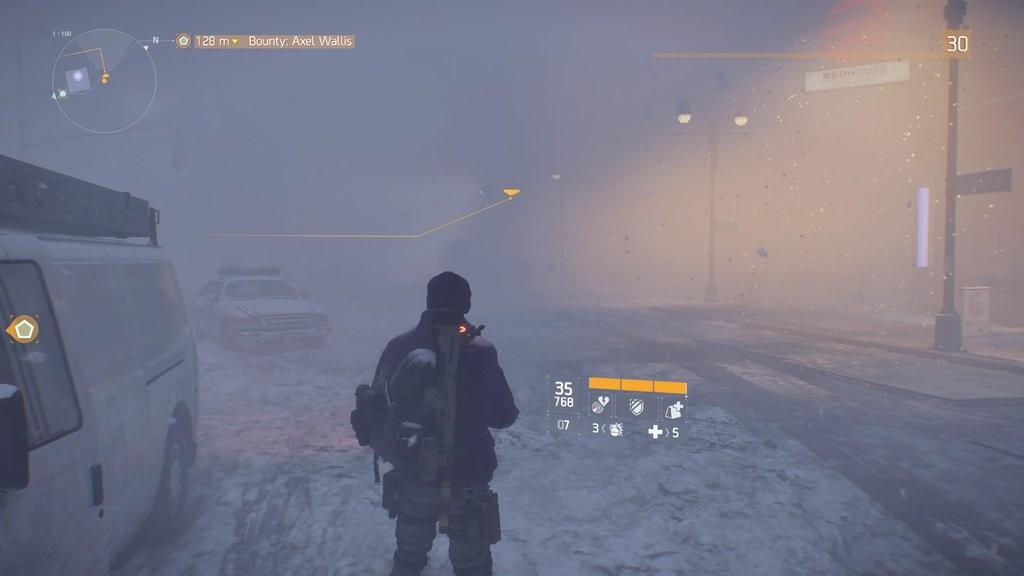 Division - Sneeuw