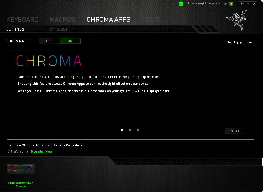 chroma aps
