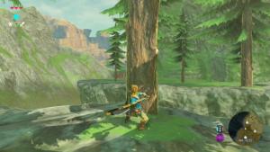 Legend of Zelda Axe