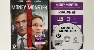 Money Monster Packshot DVD