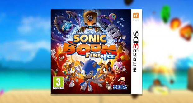 Sonic Boom Fire & Ice Packshot