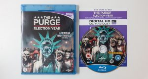 The Purge: Election Year Packshot