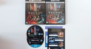 Warcraft: The Beginning 4K Packshot