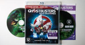 Packshot Ghostbusters Blu-Ray