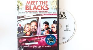 Meet the Blacks DVD Packshot